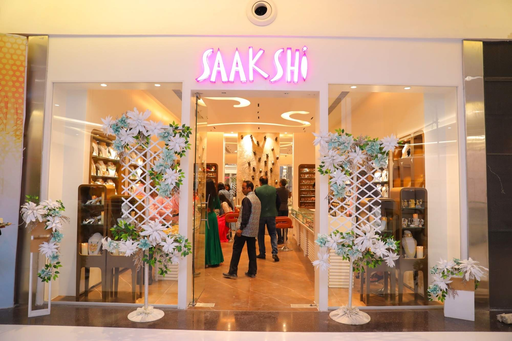 Saakshi Traditional & Trendy Jewellery (South City Mall)