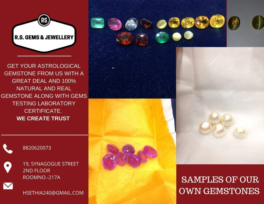 R. S. Gem And Jewellery