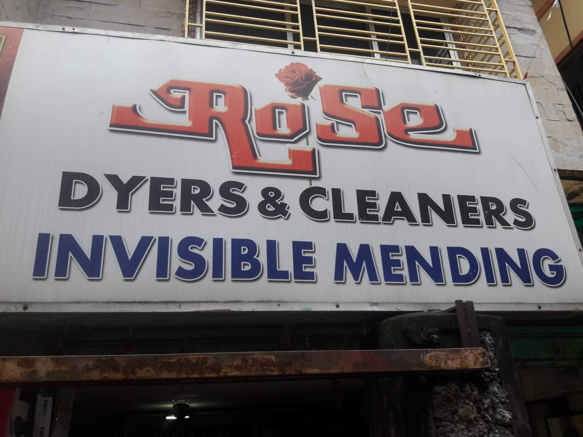 Rose Dry Cleaners