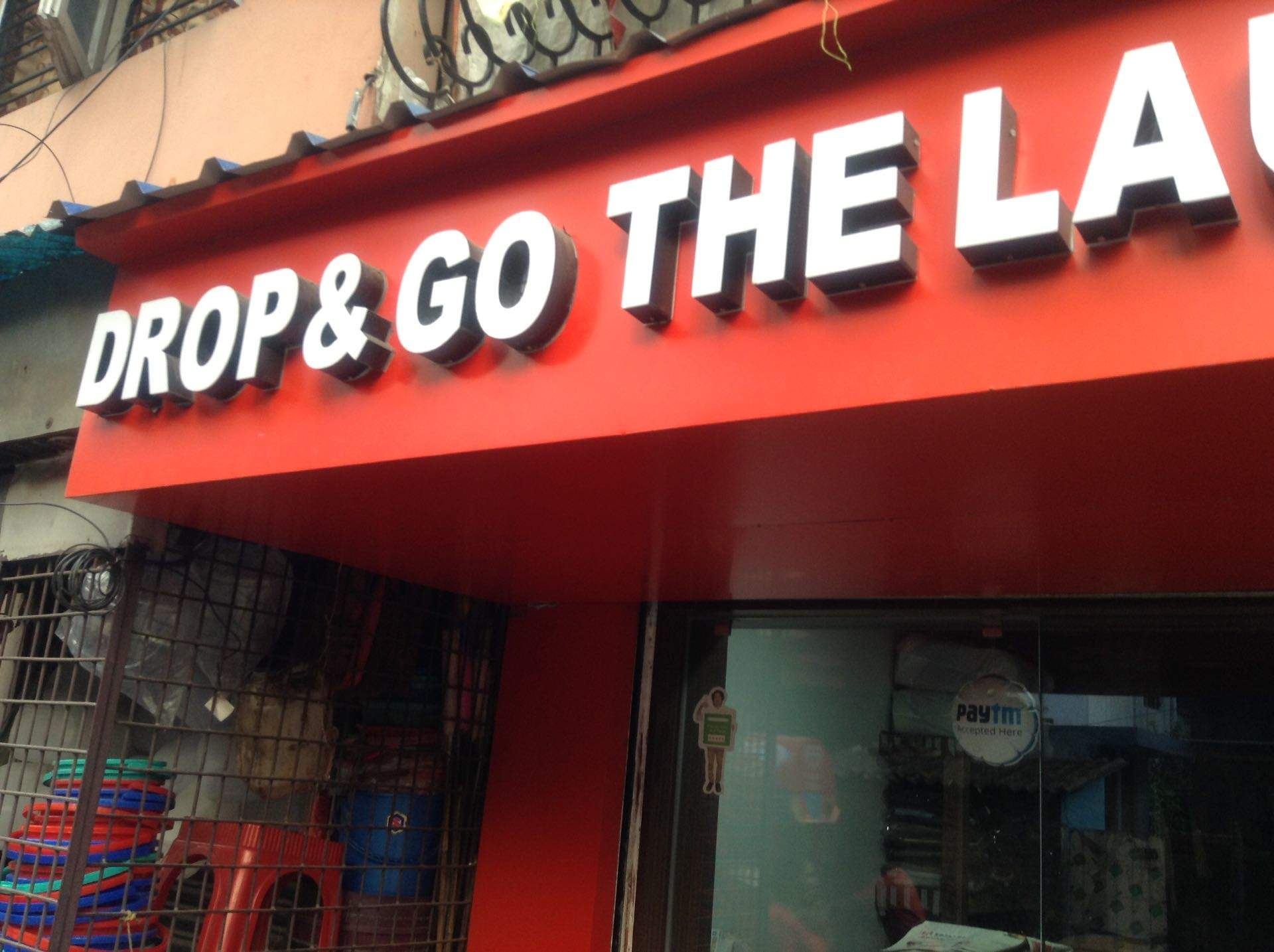 Drop & Go – The Laundry